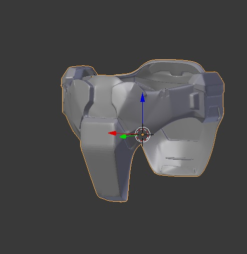 Moe's Projects - Halo Armor Update